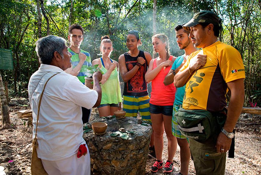 Coba Comunidad Maya