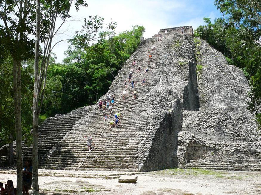 Coba Cultura Maya